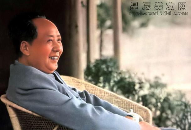 毛泽东简介