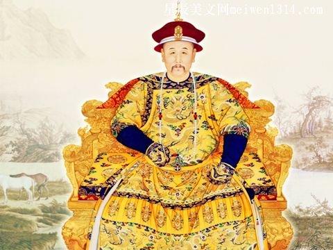 雍正皇帝怎么死的,雍正的真正死因大揭秘
