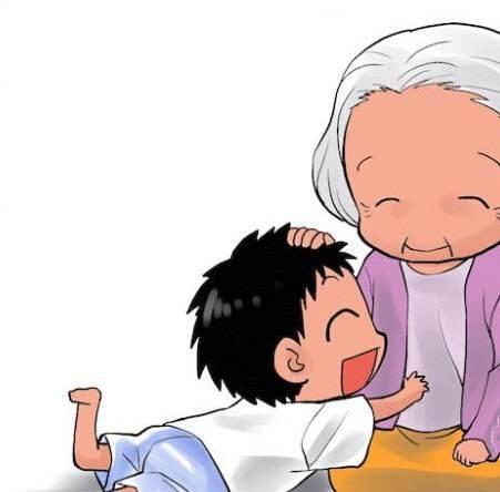 """我至今难忘""""奶奶"""""""