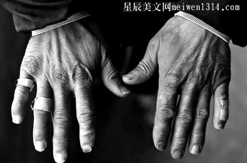 父亲的那双手
