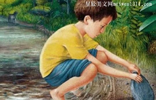 童年的故事:我的童年我的悲惨