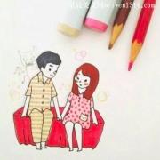 关于爱情的幸福唯美句子20条