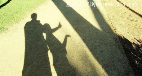 父亲的影子