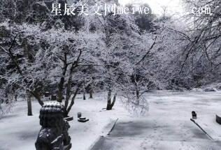雪从哪里来