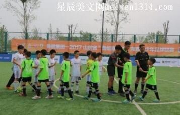 芳华的足球赛