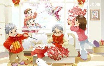 关于春节的畅聊