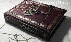 一本有魔法的书1400字作文