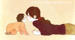 关于母亲的故事:母亲的尴尬