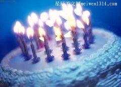 给叔叔的生日8字祝福语大全