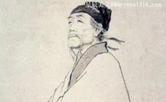 爱国人物故事——杜甫