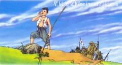 爱国人物故事——王小二